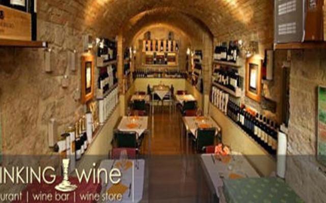 Drinking Wine Ristorante Enoteca